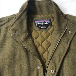 Men's Patagonia Thinsulate Wool Coat